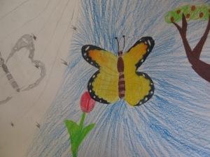 Eliška Mádlová - Motýl na svobodě