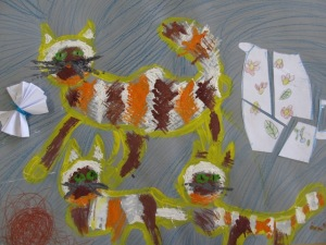Nela Šavlová- Zlobivá koťata