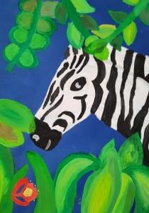 Helena Bublová - Zebra