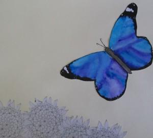 Karolína Kaasová, Motýl