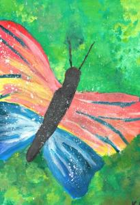 Kristýna Kocourová - Let motýla