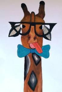 Natálie Swatoschová - Veselá žirafa