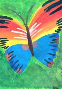Růžena Urbanová - Motýl